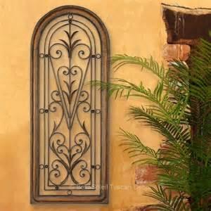 french tuscan italian arched window mediterranean wall