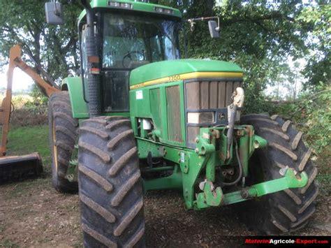 siege tracteur agricole occasion deere 7700 tracteur agricole d occasion poitou