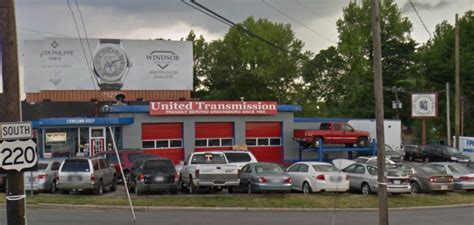 united transmissions transmission repair cost guide