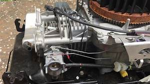 Kohler Courage 20 Carb Vs Troybilt Frame