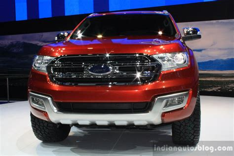 2018 Ford Everest Concept Wwwpixsharkcom Images