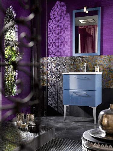 interior design purple houses purple interior designs bathroom Bathroom