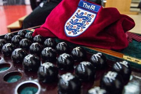 FA Cup draw in full as Man Utd and Liverpool face off in ...