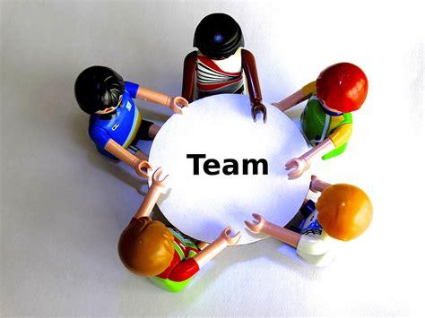 Team Table Playmobil Round · Free Photo On Pixabay