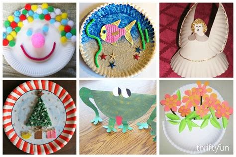 ideas for christmas plate designs 32 paper plate craft ideas thriftyfun