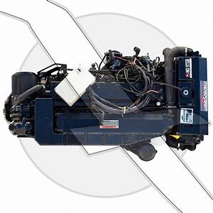 3 6l 219ci Vm Mercruiser 636d Turbo Ac Diesel Bravo 180hp