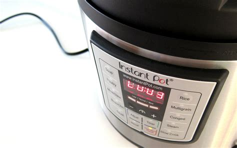 pressure cooker review instant pot    electric hip pressure cooking