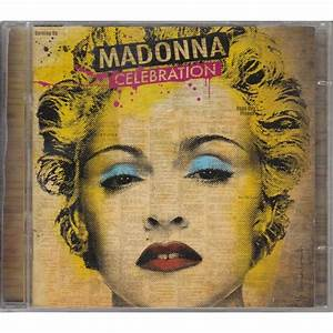 Celebration By Madonna  Cd X 2 With Ouioui14