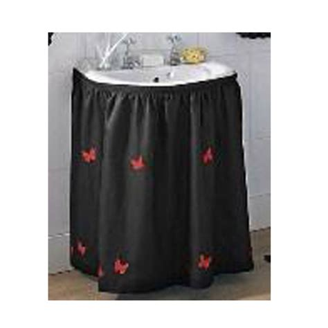 sink skirts for sale assorted lace and voile sink surrounds under skirts all