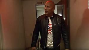 Dwayne Johnson surprises military family - CNN Video