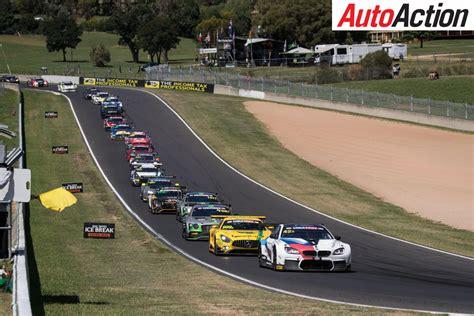 australian gt returns  bathurst   auto action