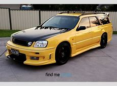 1999 Nissan Stagea Wagon – Find Me Cars