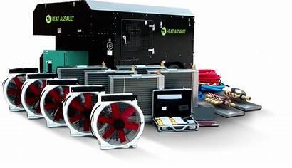 Heat Assault Bed Bug Bugs Treatment Equipment