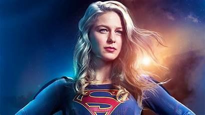 Supergirl Benoist Melissa Wallpapers Season Poster Iphone