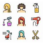Salon Clipart Hairdresser Face Icon Transparent Svg