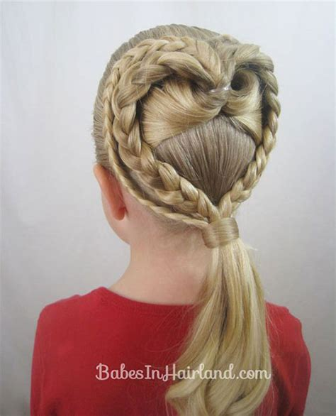 valentines day hairstyle ideas