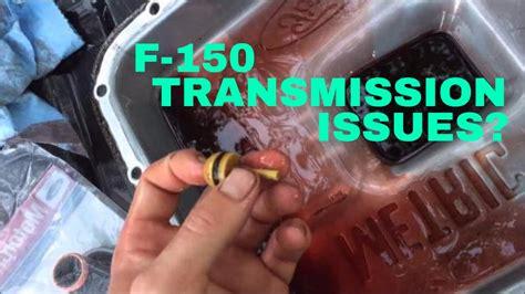 ford   transmission problems serviceflush