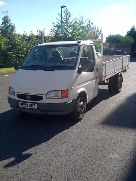 1998 r reg ford transit flatbed 190 lwb in manchester city centre manchester gumtree