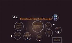 Animal Cell Analogy Basketball Team Cell Analogy By Janie Jones Waddell On Prezi