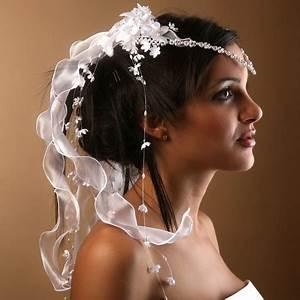 Coiffure Femme Pour Mariage : accessoire pour coiffure mariage ~ Dode.kayakingforconservation.com Idées de Décoration