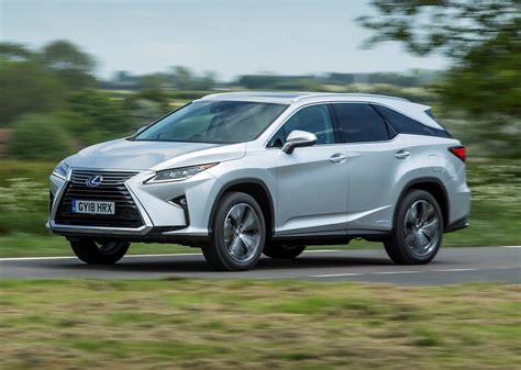 Review Lexus Rx by Lexus Rx L Review Parkers