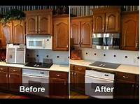 kitchen cabinet refinishing ideas Kitchen Cabinet Refacing - DIY kKitchen Cabinet Refacing ...