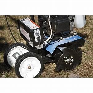 Product  Powerhorse Mini Cultivator  U2014 10in  Tilling Width