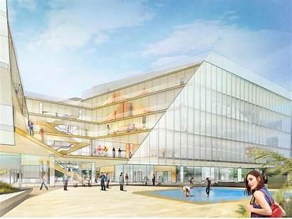 University Sydney Development Architecture Health Display Precinct