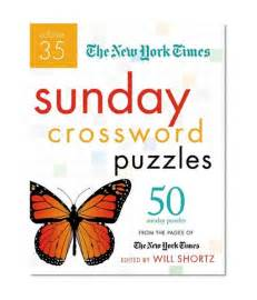 The New York Times Sunday Crossword Puzzles Volume 35  50