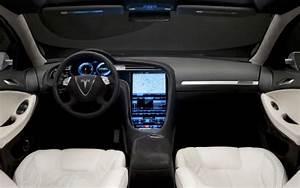 Tesla Model S 2019 Interior