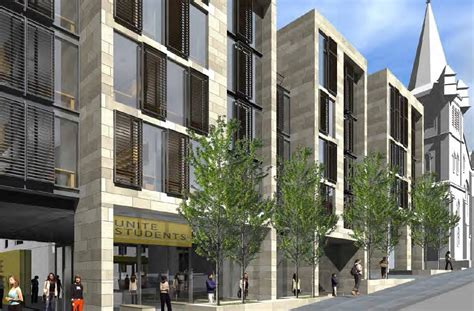 Unite stage public consultation on more Edinburgh student ...