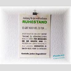 Bild Anleitung Für Den Ruhestand No 1  Ruhestand, Drucke