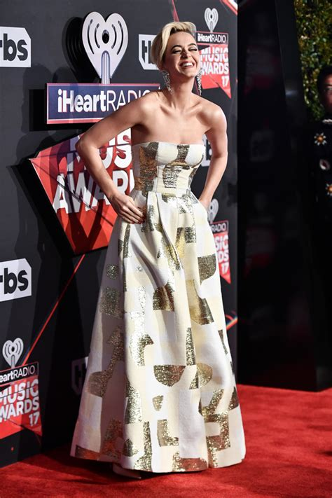 Katy Perry iHeartRadio Music Award Red Carpet 2017