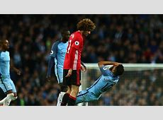 Manchester City vs Manchester United As it happened
