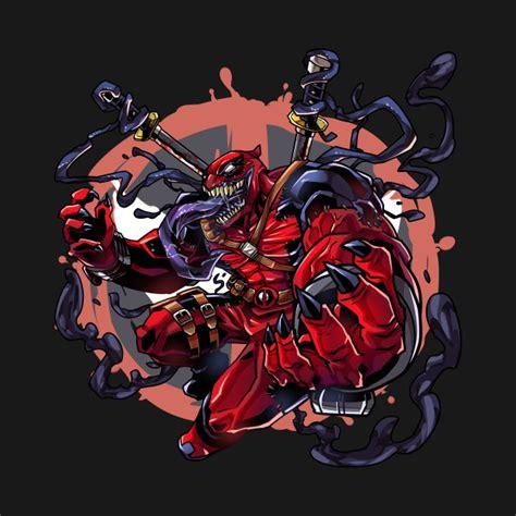 We Are Venom! Pool  Venompool  Tshirt Teepublic