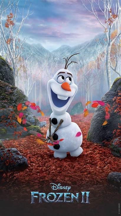 Frozen Disney Olaf Wallpapers Fondos Pantalla Mobile