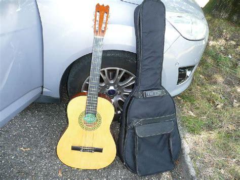 guitare acoustique housse occasion clasf