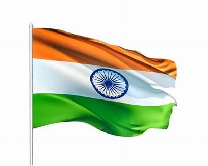 Flag Indian Transparent Background Independence India Ribbon
