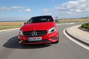 Mercedes Classe A 160 Essence : essai classe a160 cdi la 4 cv de mercedes l 39 argus ~ Gottalentnigeria.com Avis de Voitures