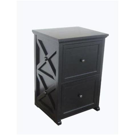 home decorators collection brexley black 2 drawer file