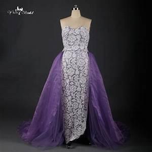 2016 modern women dress dress weddingdress organza bridal With purple dresses for weddings