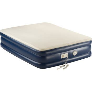 air mattress costco coleman 174 aerobed 174 premier air bed with memory foam
