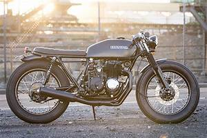 1978 Honda Cb400f Brat By Salty Speed Co