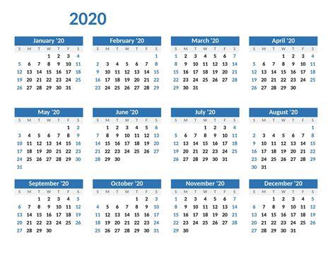 printable calendar year  holidays fillable  set