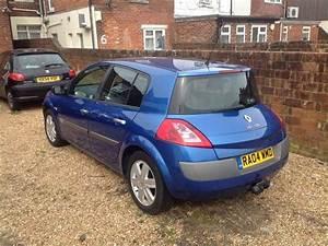 Renault Megane 2004 1 4 Diesel