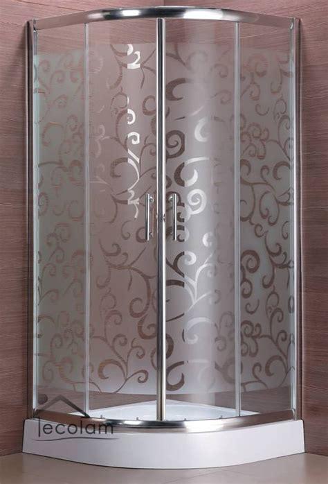 duschabtrennung glas 90x90 duschkabine duschabtrennung viertelkreis schiebet 252 r glas 90x90 185 cm gemustert ebay