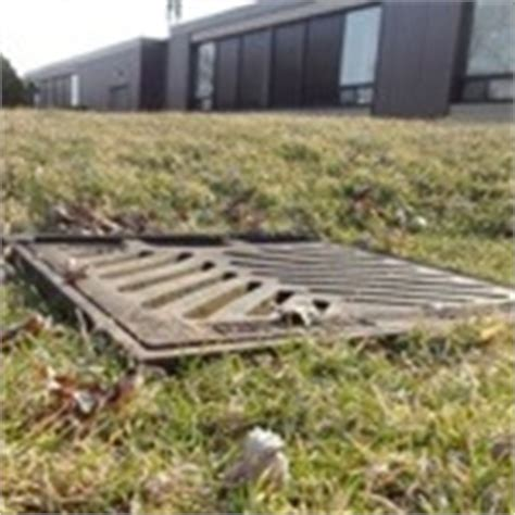 Catch Basin In Backyard by Protect Your Home From Basement Flooding Utilities Kingston