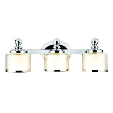 hton bay levan 3 light chrome vanity sconce 173353 15