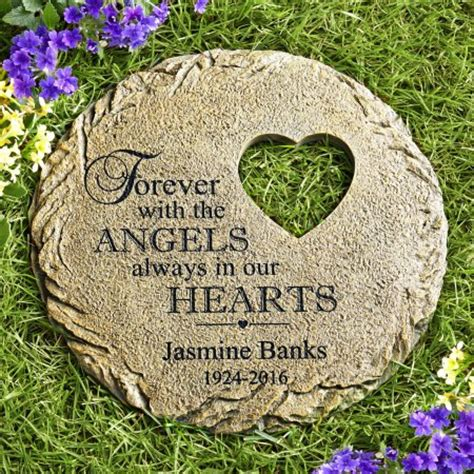 personalized in our hearts memorial walmart