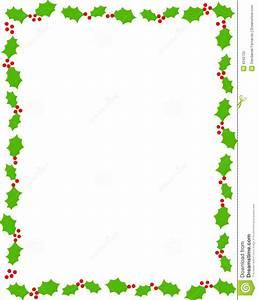 Christmas Borders – Happy Holidays!